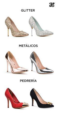 Los #pumps perfectos tienen muchas #texturas y #colores, las #mujeres los necesitamos todos.