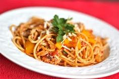 Tomato crab pasta recipe -- a quick and easy weeknight meal, from the Yankee Kitchen Ninja Ninja Recipes, Rice Recipes, Seafood Dishes, Fish And Seafood, Crab Pasta Recipes, Easy Weeknight Meals, Food For Thought, Clean Eating, Favorite Recipes