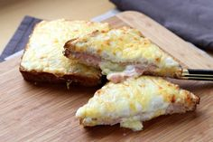 Comment faire un vrai croque-monsieur ? - 10 photos