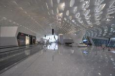 Shenzhen Bao'an International Airport – Terminal 3 – by FUKSAS - I Like Architecture