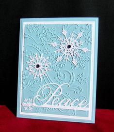 HYCCT1501A Winter Peace by catluvr2 - Cards and Paper Crafts at Splitcoaststampers