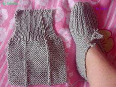 genial Strickwaren Frauen Stiefel awesome Knitwear Women Boots – Beauty Tips & Tricks Easy Knitting, Loom Knitting, Knitting Stitches, Knitting Socks, Knitting Patterns, Knitting Needles, Crochet Socks, Easy Crochet, Crochet Baby