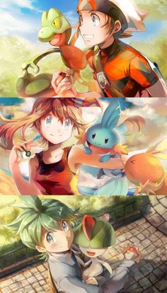 4c8c9b045e3 8 Best May x Steven Stone (Pokemon) images