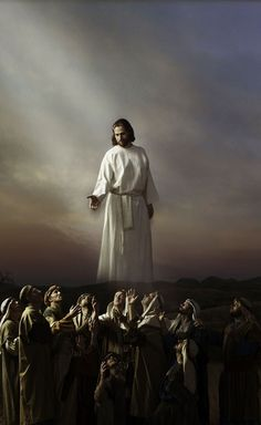 """Jesus said, """"And lo, I am with you always, even to the end of the age."""" (Matthew 28:20)"""