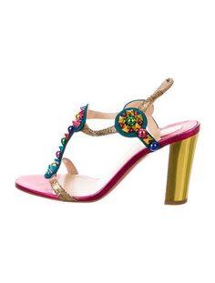 Christian Louboutin Kaleitop 85 Cosmo Sandals