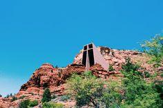 Chapel of the Holy Cross— The Pilot's Wife http://thepilotswife.life/  Sedona, Arizona Red Rocks