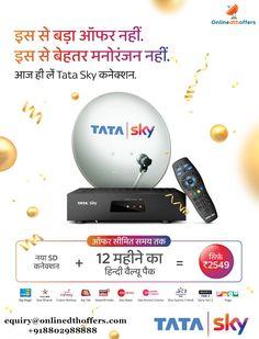 Digital Tv, Dolby Digital, Dish Tv, Sky New, 4k Uhd, India, Entertaining, Goa India, Funny