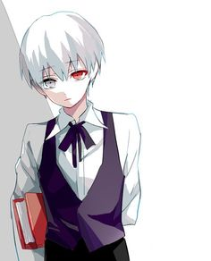 (( Tokyo ghoul high school rp. Anyone? Please be kaneki)) Summer: * looks at him* hey i ease looking for you..