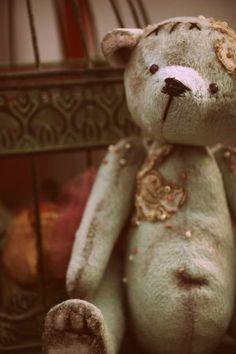 Teddy bear / Мишки Тедди ручной работы. Ярмарка Мастеров - ручная работа. Купить Мия-Мишка Тедди. Handmade. Мишка, опилки древесные