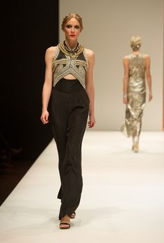 #MSFW Designer Runway 3 Designer: @THURLEYOFFICIAL Image by Lucas Dawson Photography