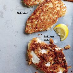 54. Your Breading Falls Off - Common Cooking Mistakes: Cooking Tips and Questions Answered - Cooking Light