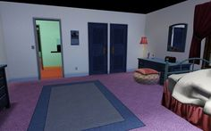"""Community Post: Reddit User Recreates The House From """"Family Guy"""" In """"Sims 3"""""""
