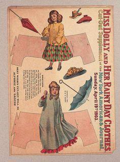 paper doll auctions - Google-søk