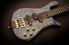 Framus & Warwick Streamer Stage I 4 strings Bleached Ocean Blue StHP
