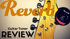 Reverb.com Clip On Guitar Tuner ★ Review ★