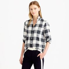 Buffalo check #flannel shirt {http://bit.ly/1DjDvd5}