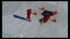 DJI Drone Video Coeymans Hollow Fire Department Ice Rescue Training