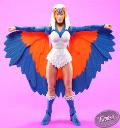 Sorceress, Toy, MOTU, He-man