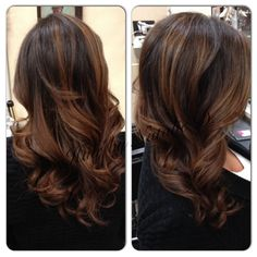 Balayage highlights by Natalie D.