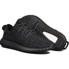 Adidas Yeezy Boost 350 Mens Kanye West Shoes ($950) ❤ liked on Polyvore featuring men's fashion, men's shoes and shoes