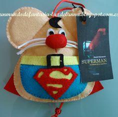 raton perez superman