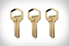 Keybrid Carabiner Key.. Sometimes you just have to stop and say now why didn't I think of that!