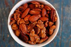 spiced nuts (paleo)