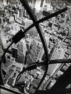 Berenice Abbott, City Arabesque (1938)