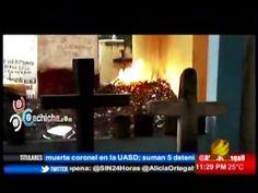 Utilizan cementerio para brujería y ritos satánicos #Video - Cachicha.com