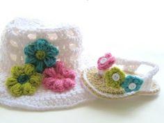 Crochet Pattern Flip Flops Baby Flip Flops or Thongs for Girls Crochet Pattern in 4 sizes( pdf pattern for sale) Crochet Booties Pattern, Crochet Sandals, Crochet Baby Booties, Crochet Slippers, Crochet Patterns, Crochet Hats, Free Crochet, Crochet Flower, Baby Flip Flops