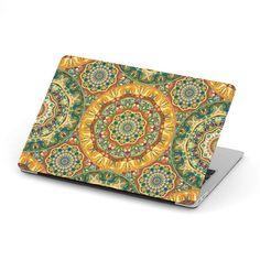 Ornamental Orange Summer MacBook Case – This is iT Original Mac Book Air Case, Macbook 12, Continental Wallet, Shells, Custom Design, Ornaments, Orange, Luxury, Unique