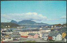 Nordland fylke, Bodø utg SAS.Interprint 1970-tallet