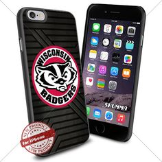 "NCAA-Wisconsin Badgers,iPhone 6 4.7"" Case Cover Protector for iPhone 6 TPU Rubber Case Black SHUMMA http://www.amazon.com/dp/B013SNAOQU/ref=cm_sw_r_pi_dp_a2YYvb0S47P3S"