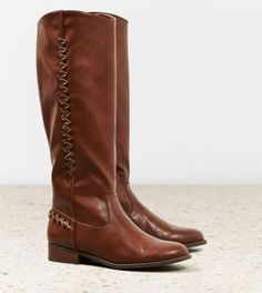 AEO Zig Zag Riding Boot  another pair of boots I would like to have