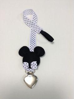 Fita para chupeta Mickey