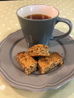 Healthy food for brain and mood Gluten Free Oats, Gluten Free Baking, Dairy Free, No Carb Recipes, Gluten Free Recipes, Healthy Recipes, Banting Recipes, Healthy Treats, Low Gi Breakfasts