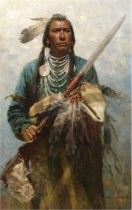 """Z.S. Liang Artist Hand-Signed Limited Edition Giclee Canvas:""""The Bear Spear"""""""