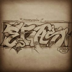 Graffiti ERAS by Stikbreak