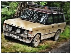 Range Rover Classic in its element! Range Rover Classic, Range Rover Lwb, Landrover Range Rover, Range Rovers, Supercars, Best 4x4, Cars Land, Engin, Land Rover Defender