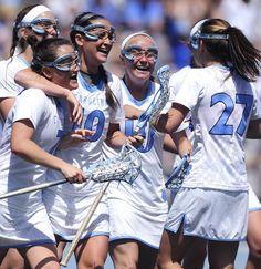 UNC - Carolina Girl's Lacrosse Camps