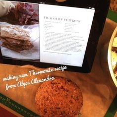 Having fun with the new Thermomix #recipe #ebook by Alyce Alexandra