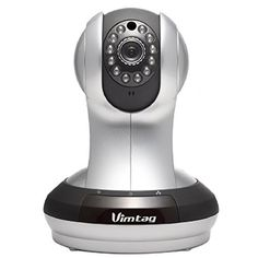 Vimtag VT-361 Super HD WiFi Video Monitoring Surveillance Security Camera, Plug/Play, Pan/Tilt with Two-Way Audio & Night Vision - $99.95
