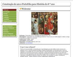 José Rodrigues (Webquest/Zunal Construção de um e-Portefólio para História do 8 º ano) http://zunal.com/webquest.php?w=244988