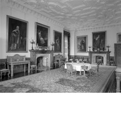 floors castle interior | Floors Castle 14903 - Country Life - Picture Library
