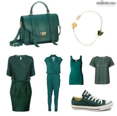 Go green! Bymalenebirger