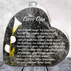 In memoriam hart met asbuisje Ik mis je Mother In Heaven, I Love My Mother, I Miss My Dad, I Miss You, Condolences Quotes, Qoutes, In Memoriam Quotes, Loosing Someone, Letter From Heaven