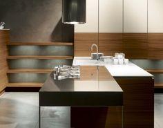 Espacios abiertos en tu hogar, cocinas amplias.