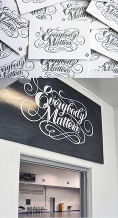 CUSTOM LETTERS, BEST OF 2012, DAY TWO — LetterCult
