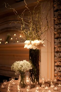 altar arrangement by The Flower House