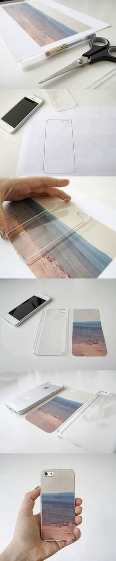 HOT DIY IDEAS: How to add Personality and texture to your Iphone